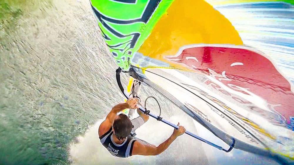 Jason Polakow shoots Flymount