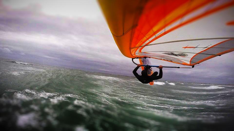 Flymount Tiree windsurfing mast mount