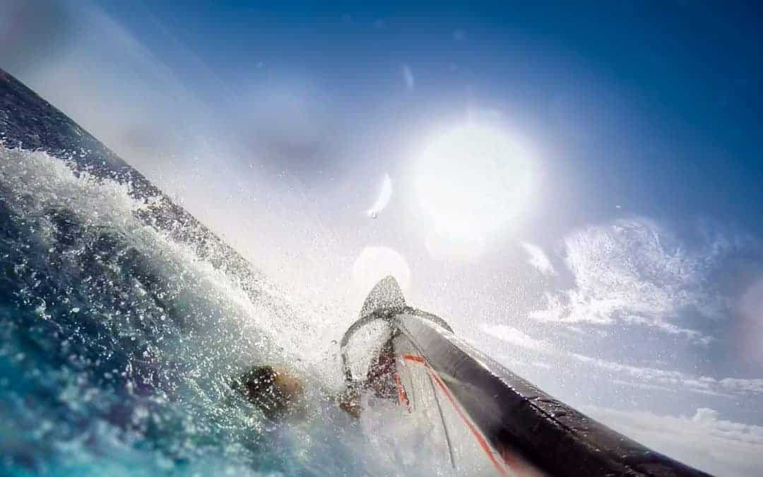Joe Knapton shoots Flymount in Tarifa, Jim Gamble in cool Tiree & Mitch Wagstaff in Cape Town